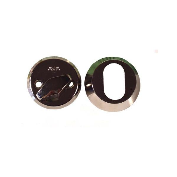 ASSA 256 Sylindertilbehør komplett, forniklet