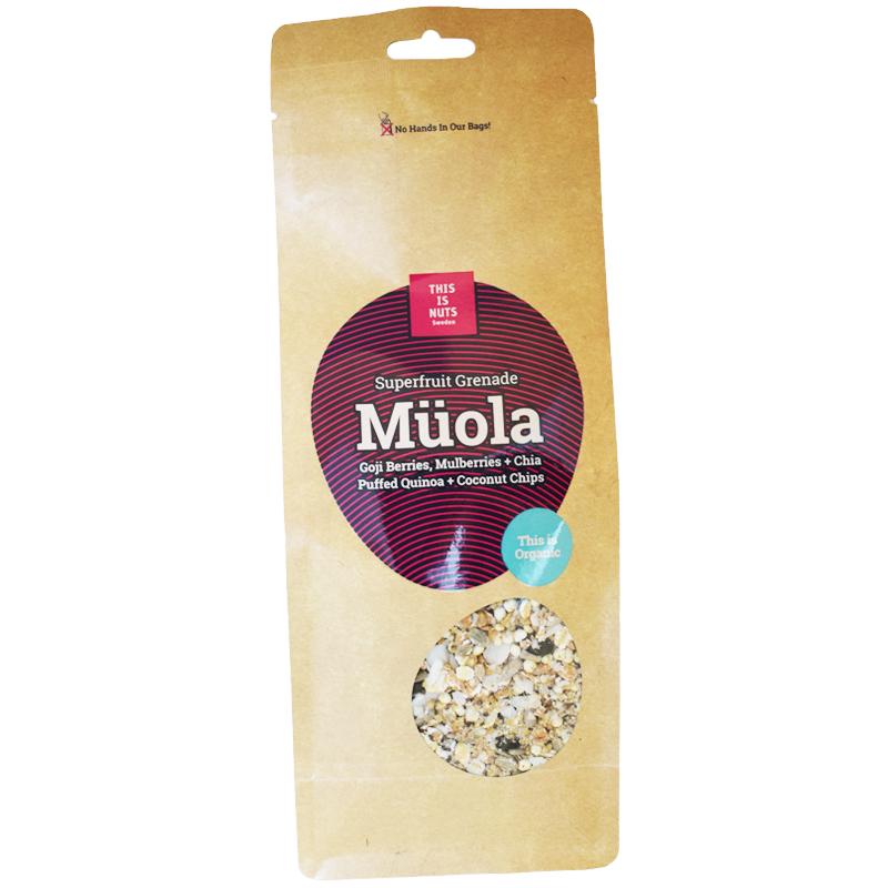 "Eko Müola ""Superfruit"" 400g - 93% rabatt"
