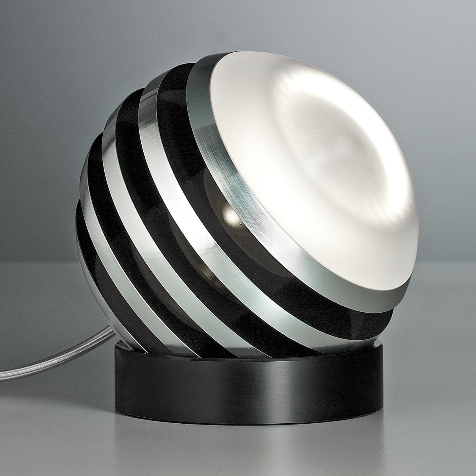 Original LED-bordlampe BULO svart