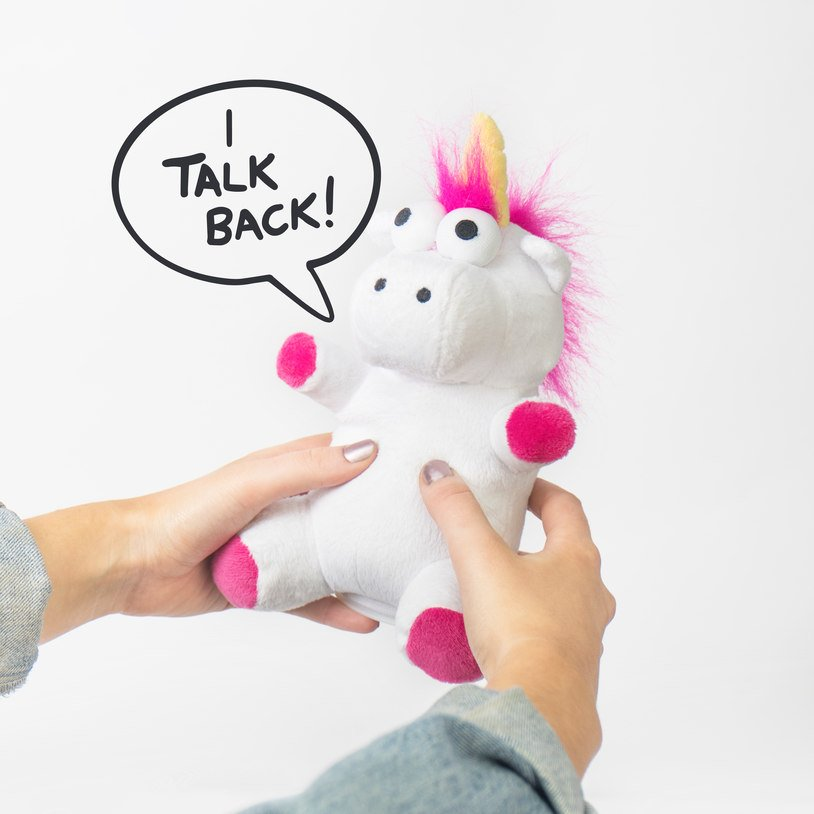 Talk Back Unicorn (21459)
