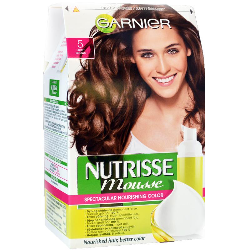 Garnier Nutrisse Mousse 5 - 66% rabatt