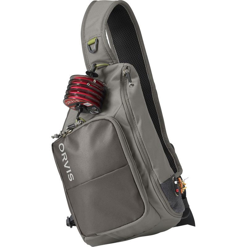 Orvis Mini Sling Pack Komfortabel og mange lommer