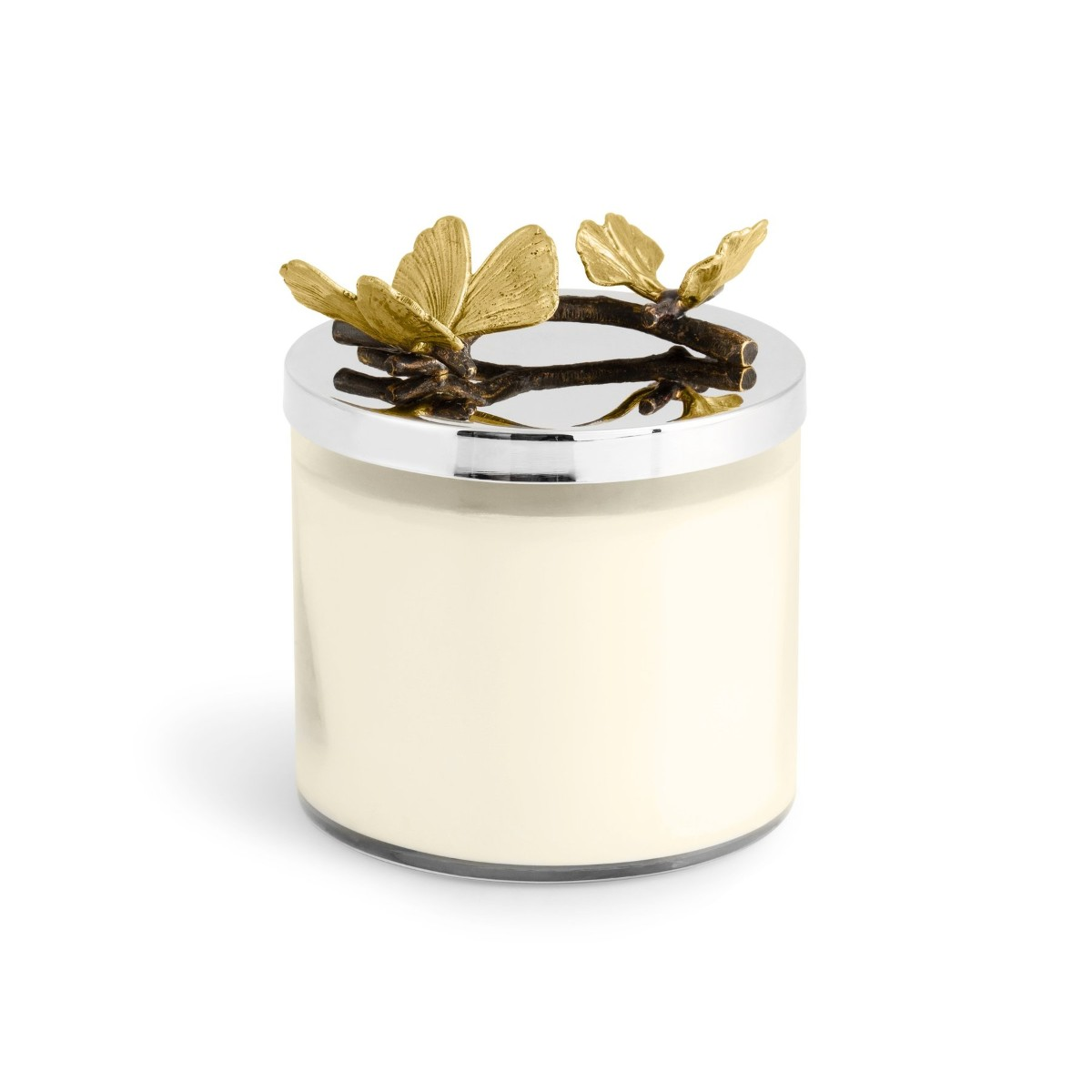 Michael Aram I Butterfly Ginkgo Candle