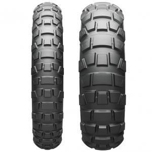 Bridgestone AX41R 1207019 60Q Bak TL