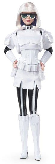 Barbie Underholdning - Star Wars Dukke - Storm Trooper