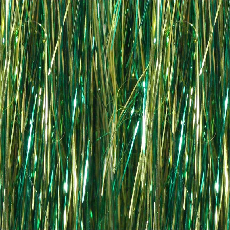 SSS Angel Hair HD Gaudy Green Frödin Flies