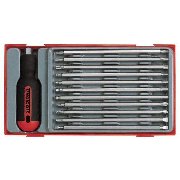 Teng Tools TTMD12D Skrutrekkersett 12 deler