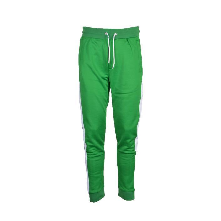 Bikkembergs Men's Trousers Green 321805 - green M