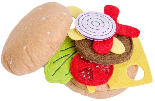 Classic World Lekesett Hamburger