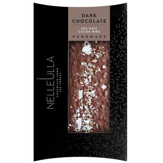 "Mörk Choklad ""Sea Salt"" 80g - 67% rabatt"