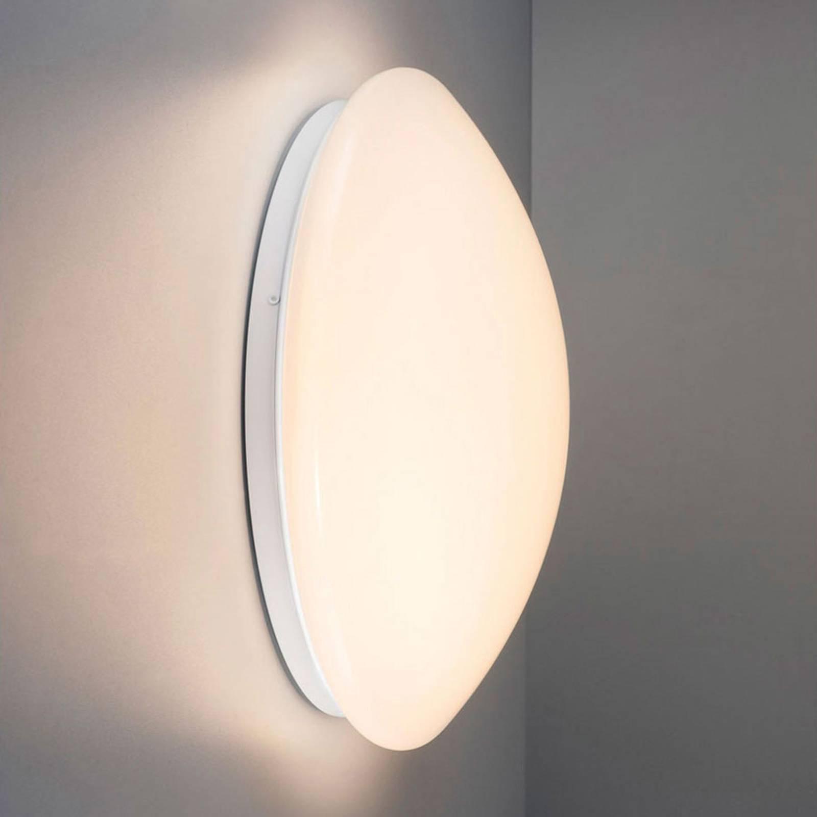 SLV VALETO Lipsy LED-vegglampe, Ø 28 cm
