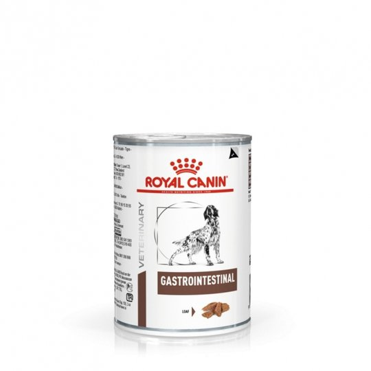 Royal Canin Veterinary Diets Dog Gastrointestinal Loaf 12x400 g