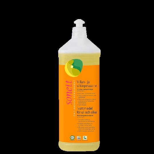 Tvättmedel Ull & Silke, 1 liter