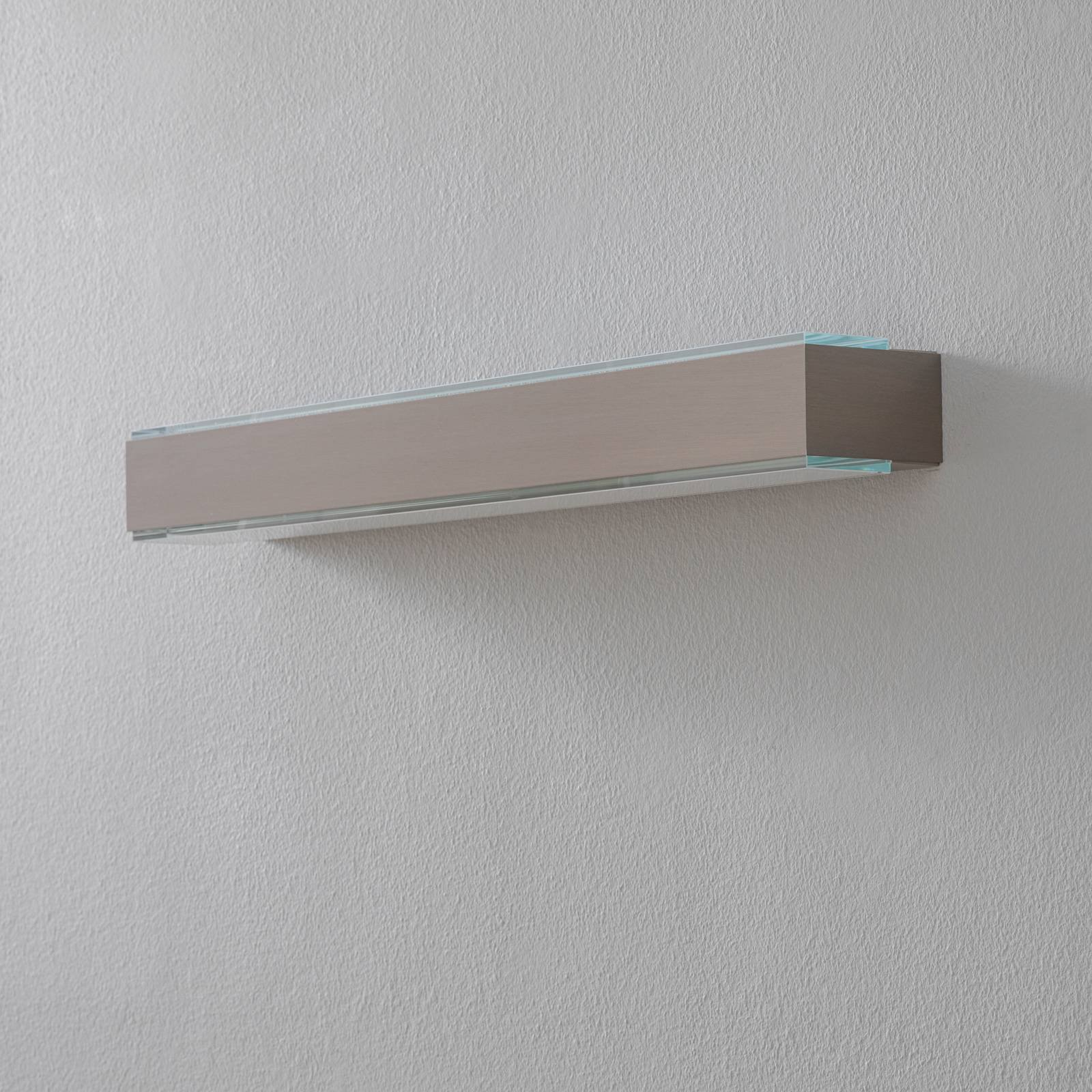 BEGA 78626 LED-vegglampe 3000K 60cm rustfritt stål
