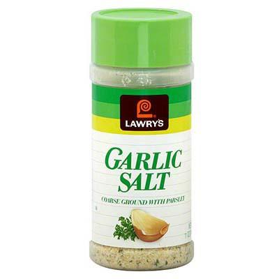 Lawrys Garlic Salt 170 gram