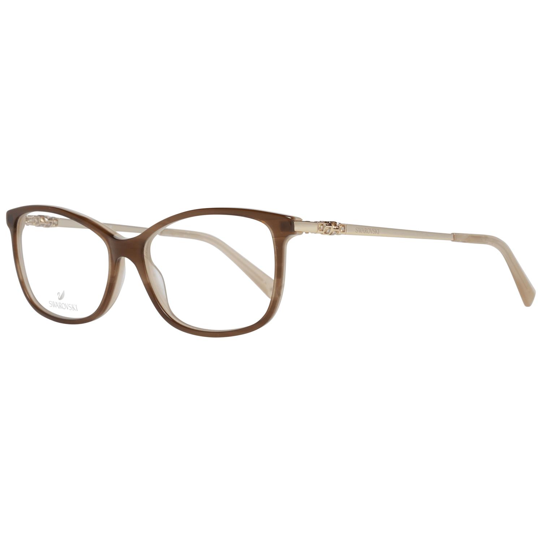 Swarovski Women's Optical Frames Eyewear Brown SK5285 56047