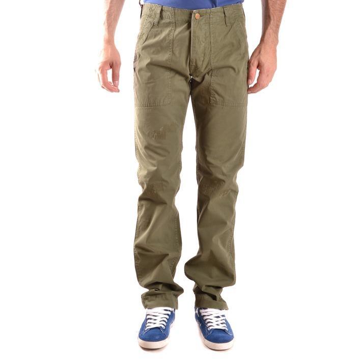 Daniele Alessandrini Men's Trouser Green 186756 - green 31