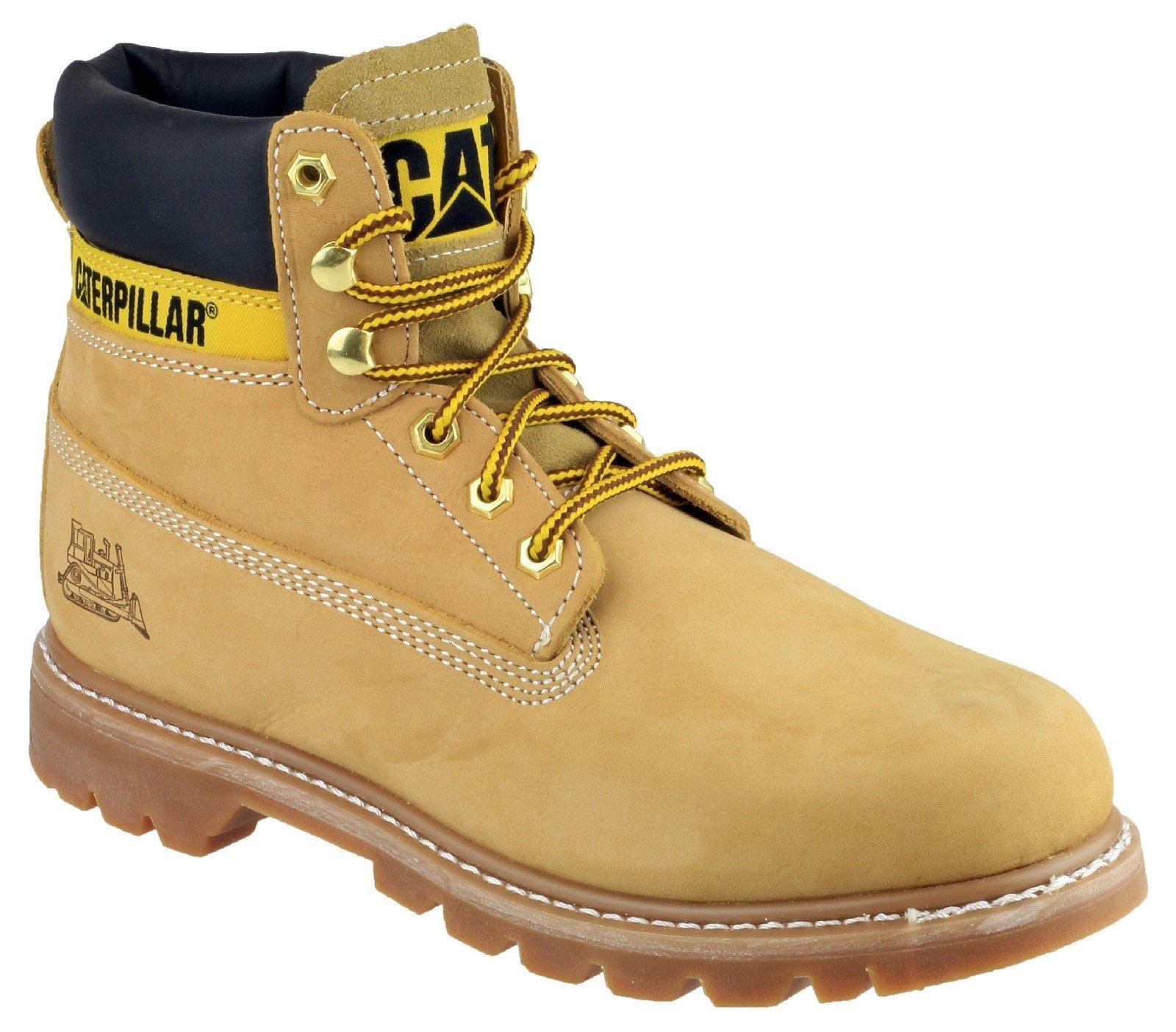 CAT Lifestyle Men's Colorado Boot Honey 05215 - Honey 12