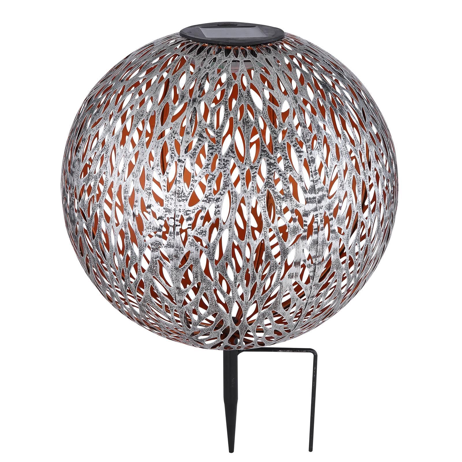Aurinkokäyttöinen koristepallo 33627, Ø 27 cm
