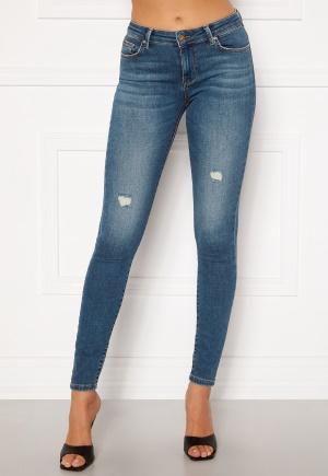 ONLY Carmen Life Reg Jeans Medium Blue Denim 32/32