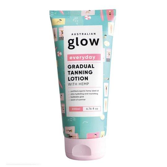 Gradual Tanning Lotion, 200 ml Australian Glow Itseruskettavat