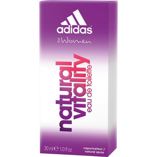 Natural Vitality For Her, 30 ml Adidas Hajuvedet