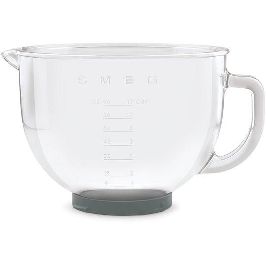 Smeg Glasskål till köksmaskiner 4,8 L