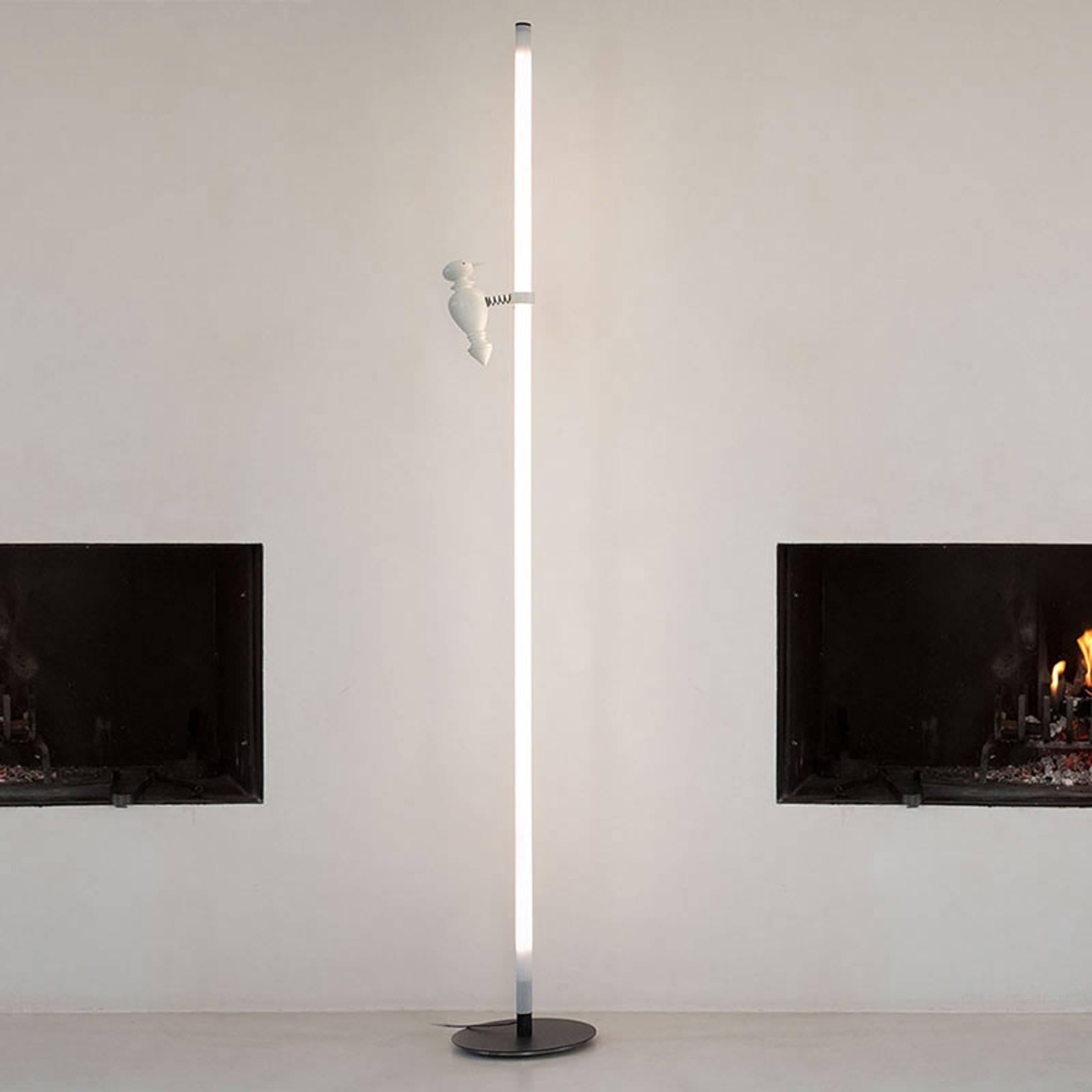 Karman Accipicchio -LED-lattiavalo, 3 000 K
