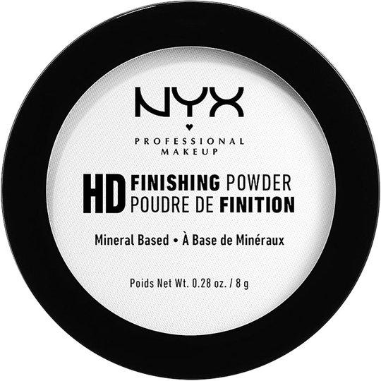 HD Finishing Powder, 8 g NYX Professional Makeup Puuteri