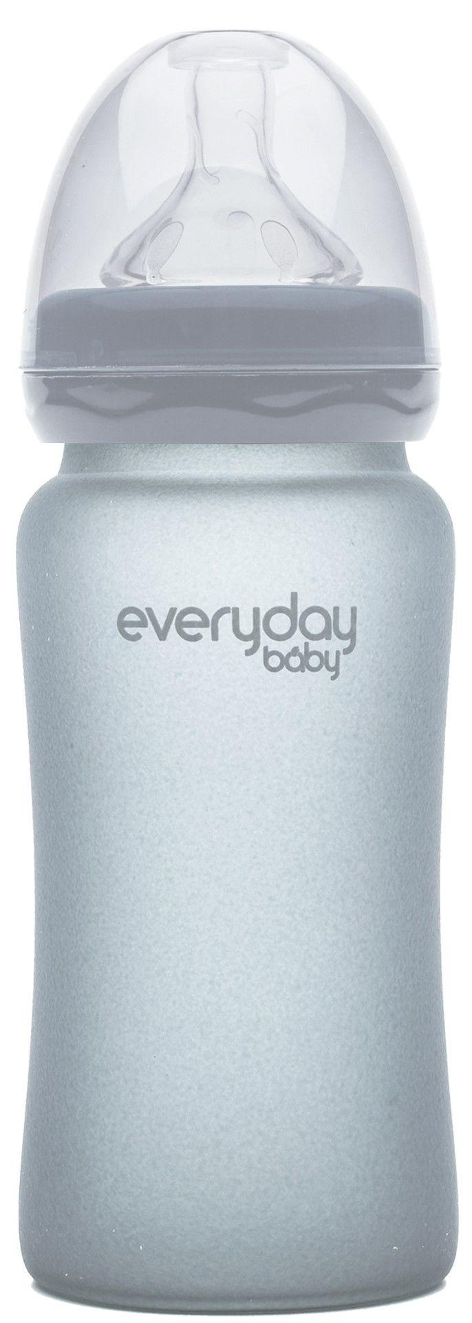 Everyday Baby Nappflaska 240 ml, Quiet Grey