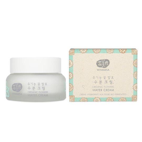 Water Cream, 50 ml Whamisa Skincare Kasvovedet