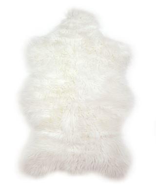 Longwool lampaantalja luonnonvalkoinen