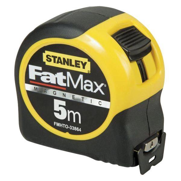 STANLEY FatMax Armor Magnetic Målebånd 5 meter