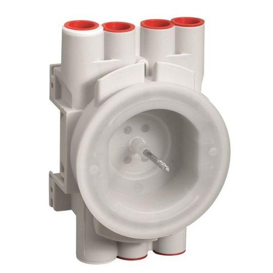 Schneider Electric IMT36216 Kytkentärasia VP-2, muotilla