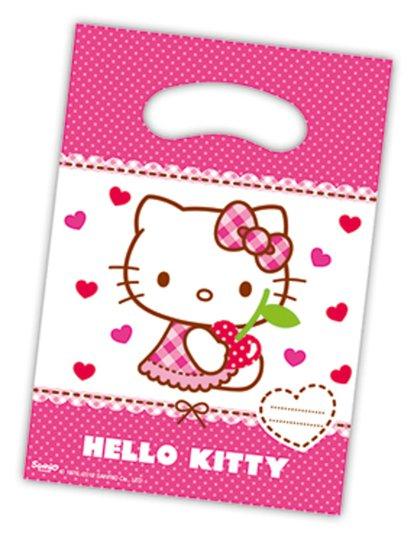 Hello Kitty Godteposer