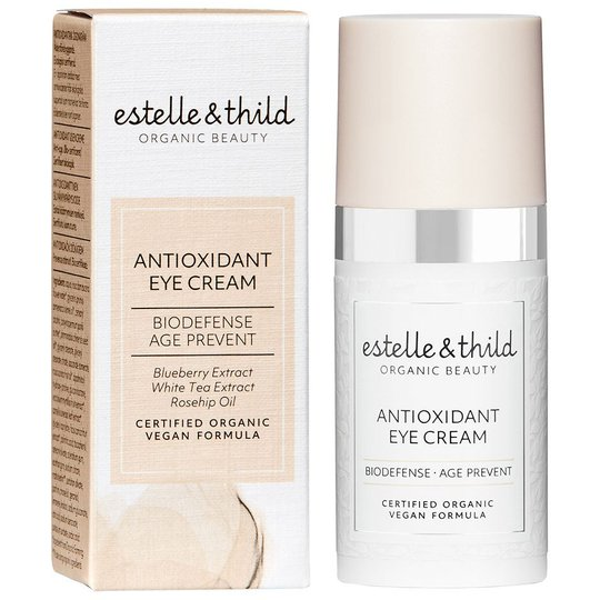 Estelle & Thild Biodefense Antioxidant Eye Cream, 20 ml estelle & thild Silmät