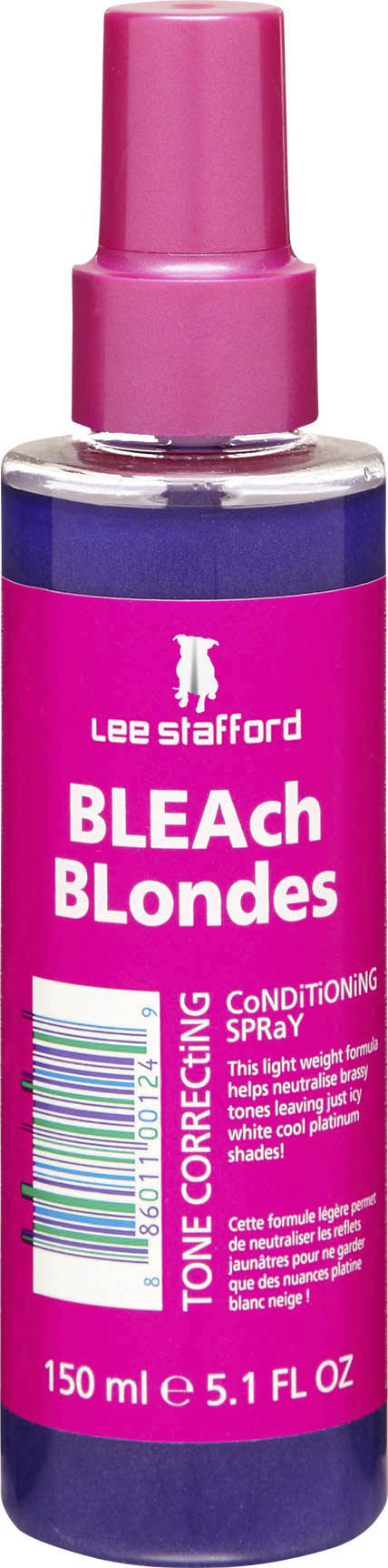 Lee Stafford - Bleach Blondes Tone Correcting Leave-in-conditioner 150 ml