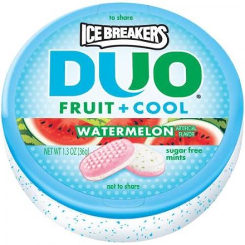 IceBreakers DUO Watermelon Mints 36g