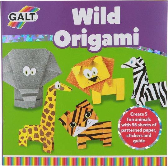 Galt Vild Origami Papirmodeller