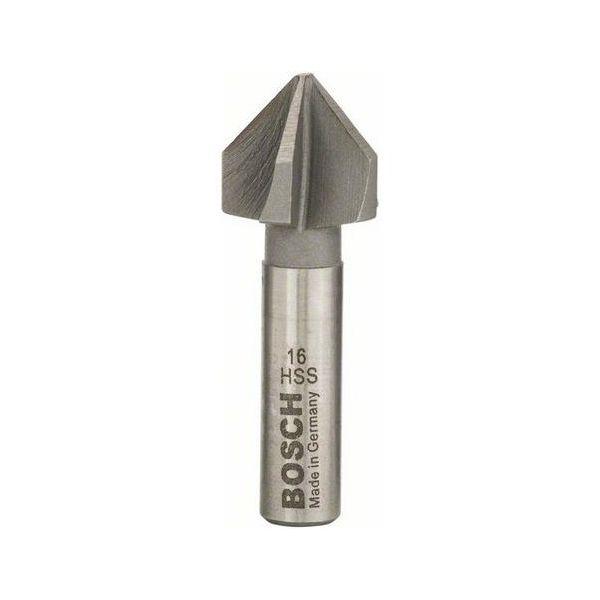 Bosch 2608596372 Konforsenker med sylinderskaft 16 x 43 mm