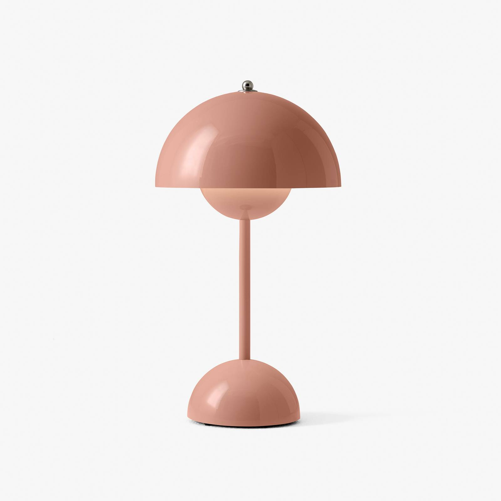 &Tradition Flowerpot VP9 -pöytälamppu, beige