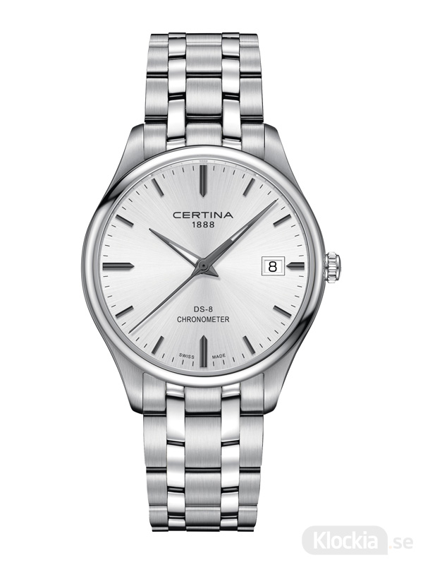 CERTINA DS-8 Chronometer C033.451.11.031.00