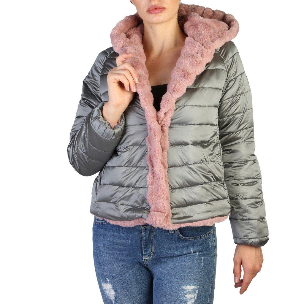 Yes Zee Women's Jacket Pink G002_H400 - pink XS