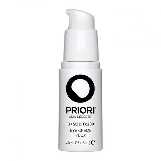 Q+SOD fx230 - Eye Crème, 15 ml Priori Silmät