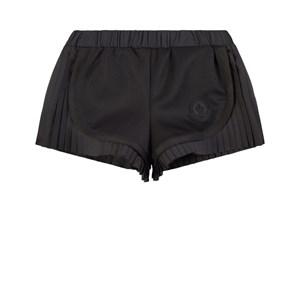 Moncler Plisserade Shorts Svarta 4 år