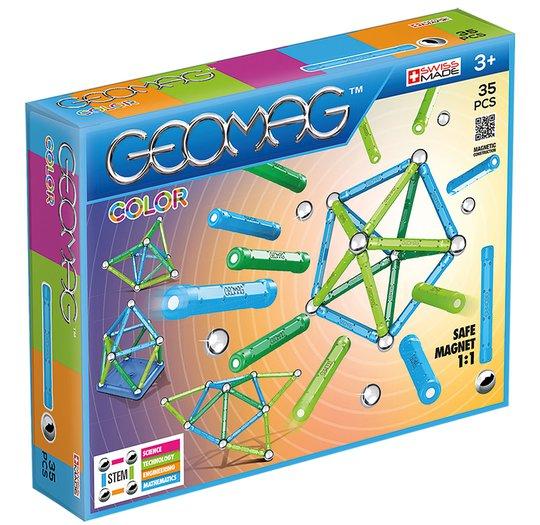 Geomag Byggesett Color 35