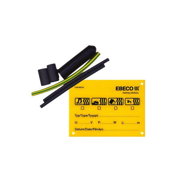 Ebeco 8960408 Tilkoblings-/avslutningssett