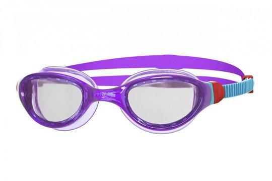 Zoggs Svømmebriller Phantom, Lilla/Blå