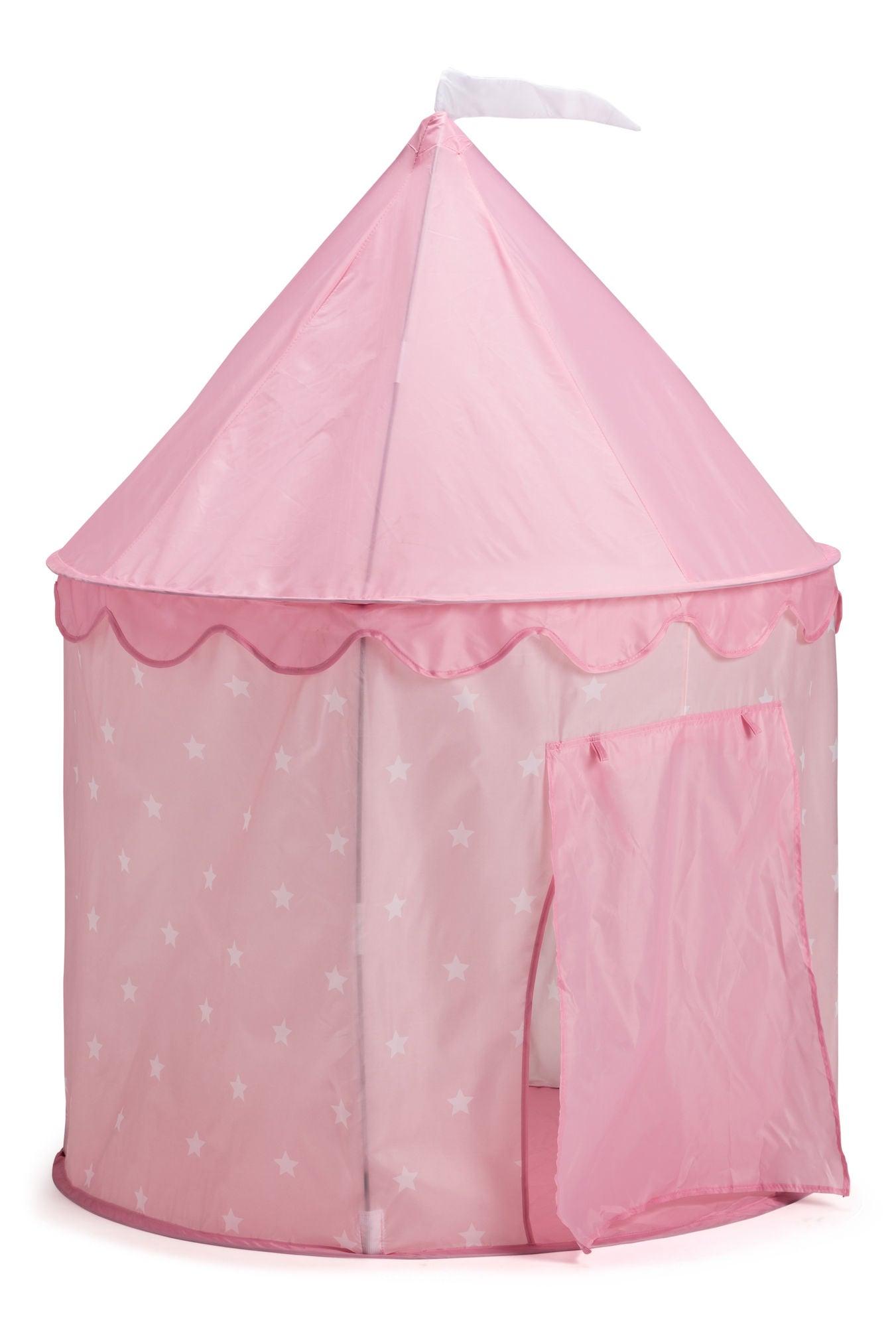 Cloudberry Castle Leikkiteltta Star, Vaaleanpunainen