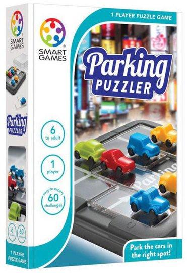 SmartGames Spill Parking Puzzler